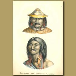 Inhabitants Of North West America