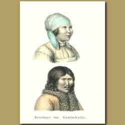 Inhabitants Of Kamtchatka