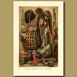 Siberian Ornaments