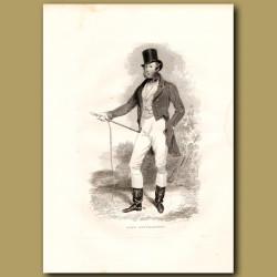 Lord Southampton