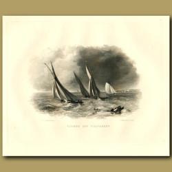 Yachts Of Gravesend