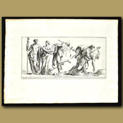Silenorum Chorus: Song Of Silenus, Oldest Of The Satyrs