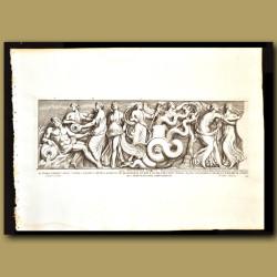 Persephone, Queen Of The Underworld And Daughter Of Zeus