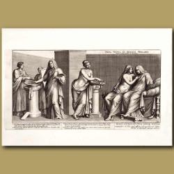 Roman Bride and Bridegroom