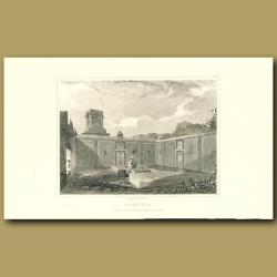 Pompeii: The Sepulchre triclinium
