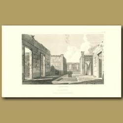 Pompeii: House of Actaeon