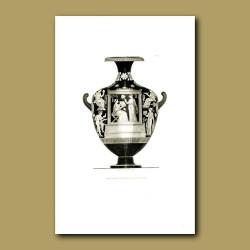 Etruscan vase (I)