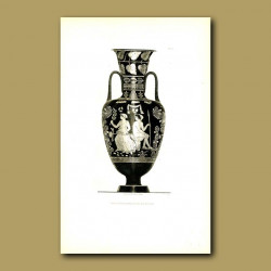 Etruscan vase (II)