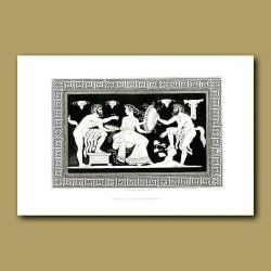 Etruscan vase (IV)