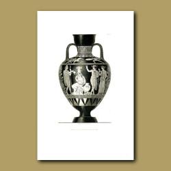 Etruscan vase (VI)