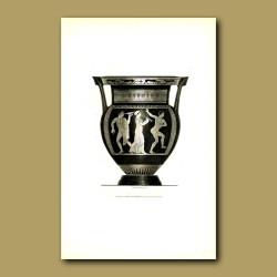 Etruscan vase (VIII)
