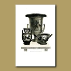 Etruscan vases (X)