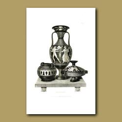 Etruscan vases (XI)