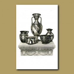 Etruscan vases (XII)