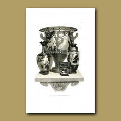 Etruscan vases (XIII)