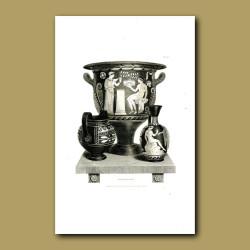Etruscan vases (XIV)