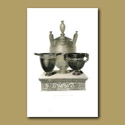 Etruscan vases (XVIII)