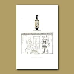 Etruscan vase (XXI)