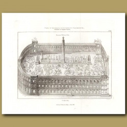Roman circus. (Double sized print)