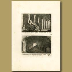 Tepidarium  (warm Roman Bathroom)