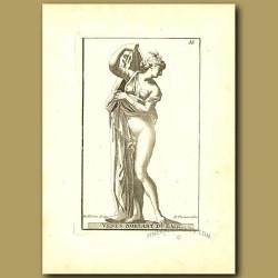 Venus emerging from her bath