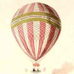 Vintage Hot Air Balloons