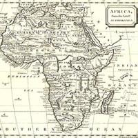 Antique Maps Of Africa