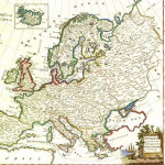 Antique Maps Of Europe And UK