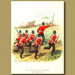 The East Lancashire Regiment (30th And 59th Foot)