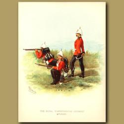 The Royal Warwickshire Regiment (6th Foot)