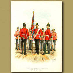 The Connaught Rangers (88th And 94th Foot)