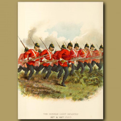 The Durham Light Infantry (68th And 106th Foot)