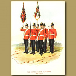 The Lincolnshire Regiment (10th Foot)