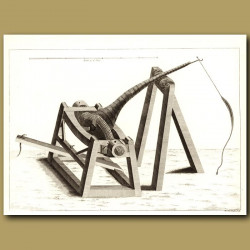 Onager Pl.2 (Roman Siege Machine)