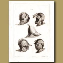 Venetian Helmets