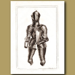 The Duke Of Monmouth's Suit Of Armour
