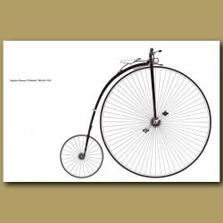 Bayliss-Thomas 'Ordinary' Bicycle, 1879
