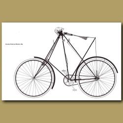 Dursely-Pedersen Bicycle, 1893