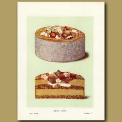Simnel Cakes