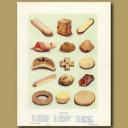 Biscuits (Cookies)
