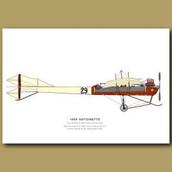 Antoinette Plane 1909