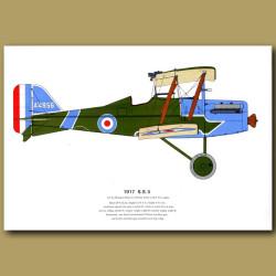 S.E 5 Plane 1917
