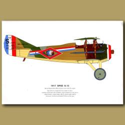 Spad S. 13 Plane 1917