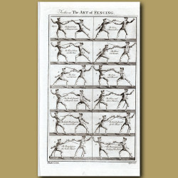 Treatise on the Art of Fencing