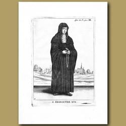 A Benedictine Nun