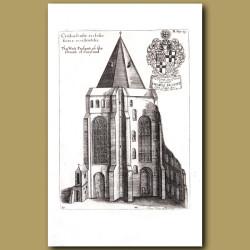 Church Of Croyland, West Prospect