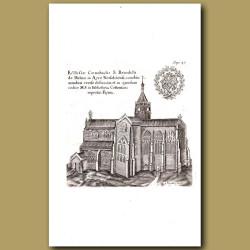 Church Of St. Werburg Of Chester