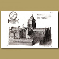 Church Of Hexham, North Prospect