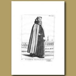 A Cannon Regular Of St. Gilbert