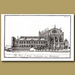 Eton College Near Windsor